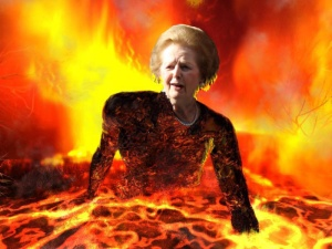 Thatcher in Hell